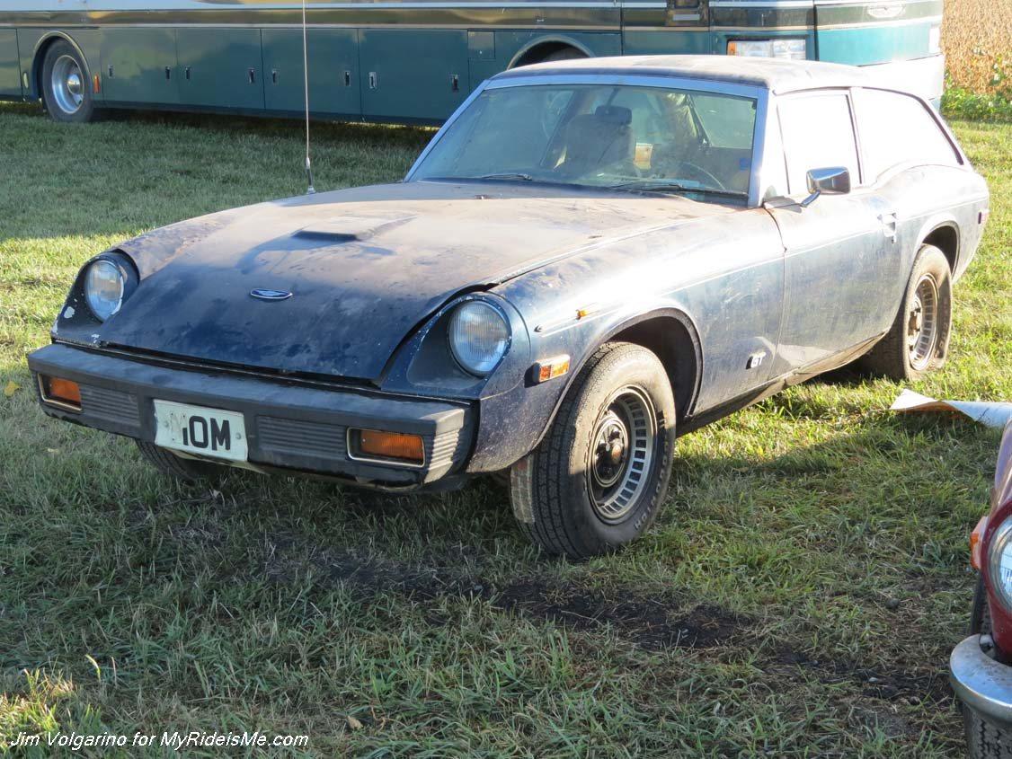 1976 Jensen Healey GT, jensen healey for sale