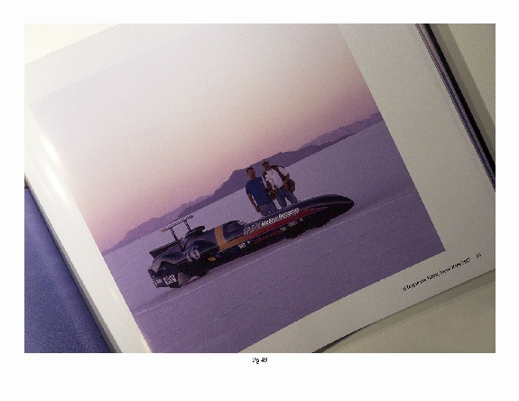 bonneville photography book, bonneville salt flats, hot rod photography