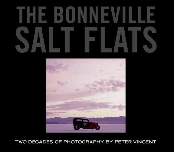 Bonneville Salt Flats boo