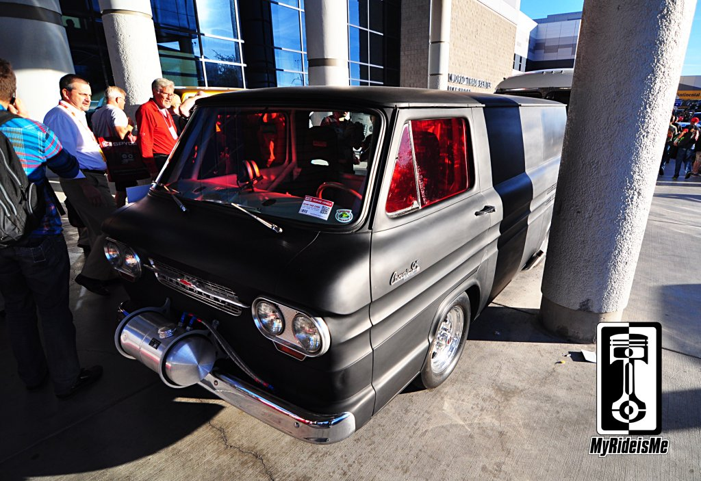 Custom Van, 2013 SEMA Show, Custom chevy van,custom car pic