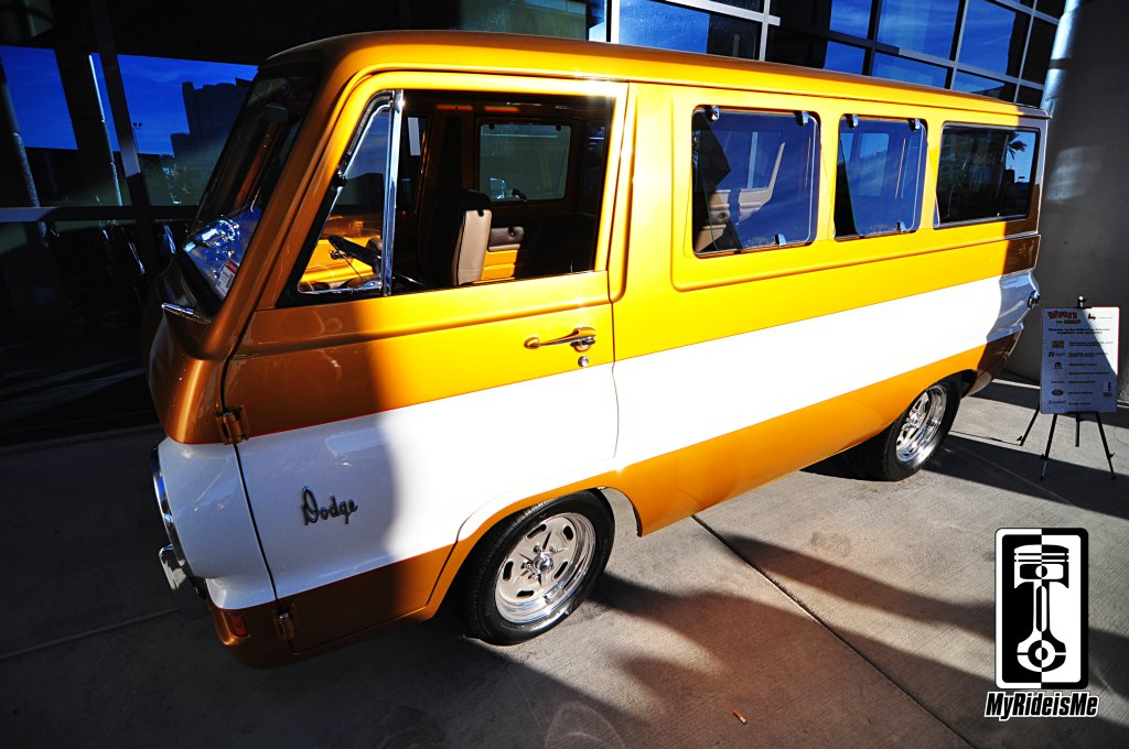 Custom Van, 2013 SEMA Show, Custom dodge van,custom car pic