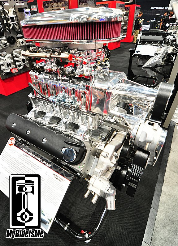 Hot Rod parts, SEMA 2013, new sema products