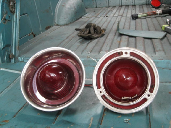 falcon taillight options,1961 Falcon Ranchero, Custom Ranchero