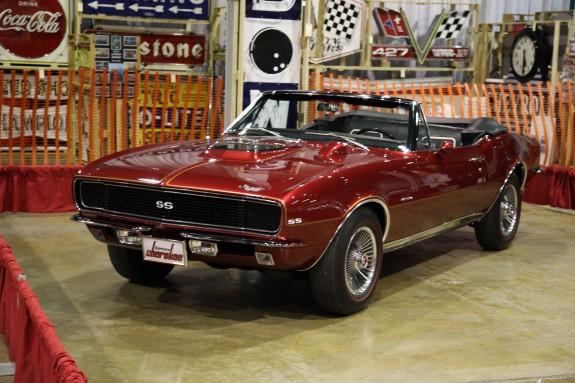 1967 camaro, rare muscle car, 1967 camaro cherokee concept