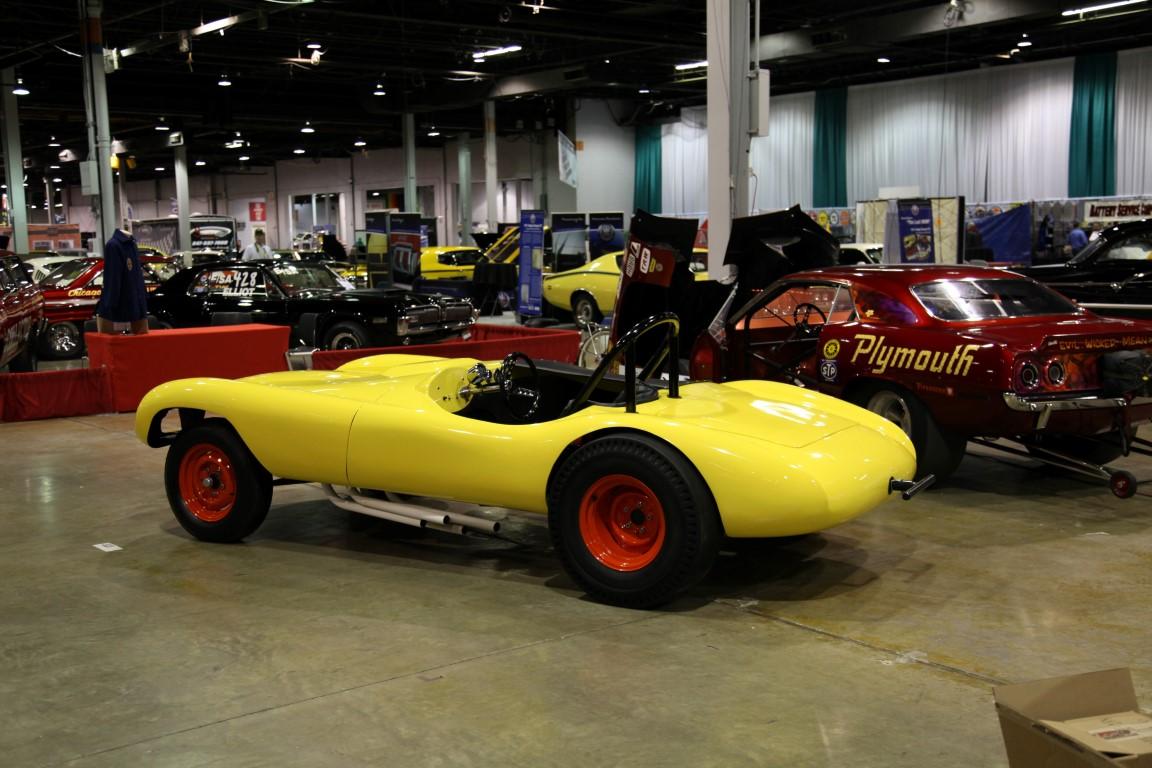 1959 Devin SS race car, 1959 Devin SS restored