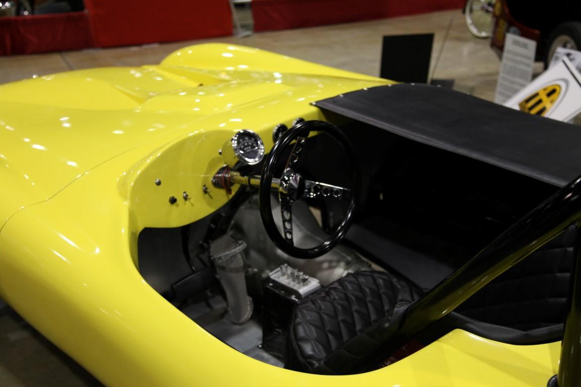 1959 Devin SS race car, 1959 Devin SS sports car