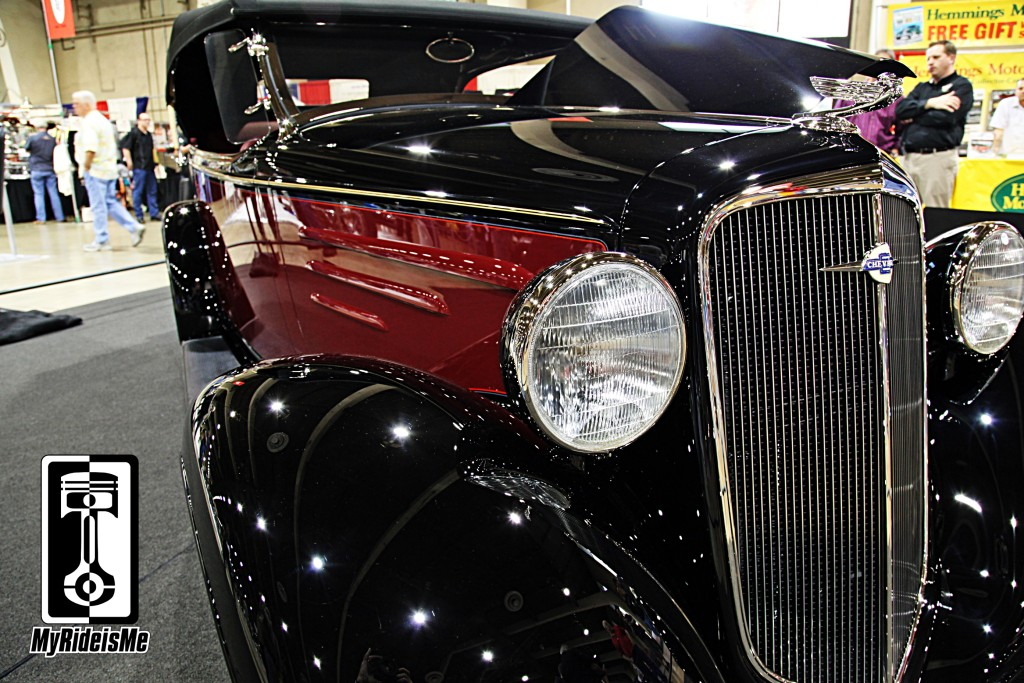 2014 America's Most Beautiful Roadster, 2014 Grand National Roadster Show, GNRS, AMBR