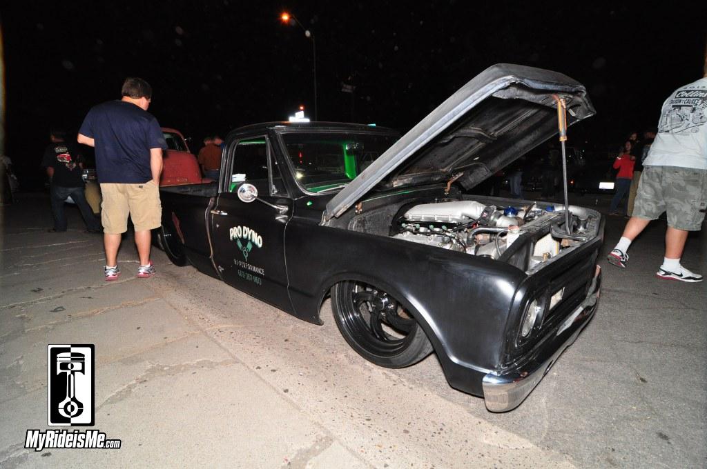 Custom Chevy Trucks At Dino S Quot Git Down Quot Before Goodguys