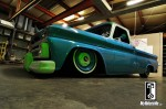 More of Dino's Custom C10 truck