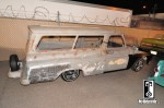 Lowrider Suburban in process