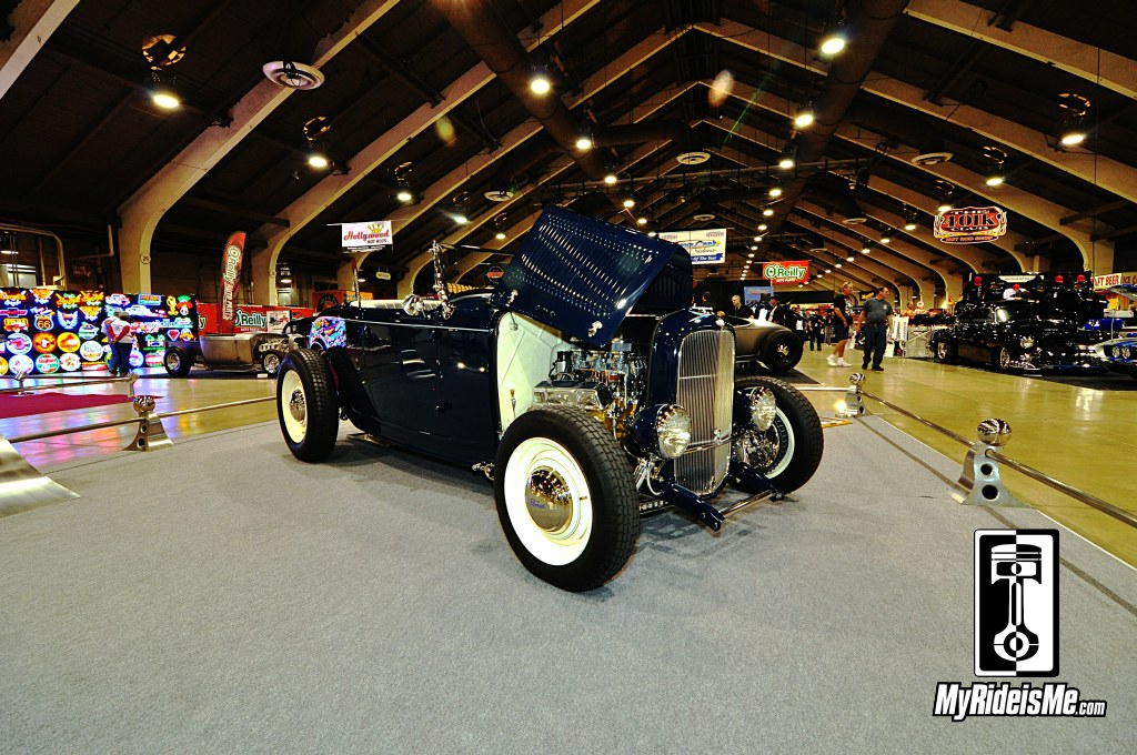 1932 Ford Roadster, Deuce Roadster, 2014 AMBR Contender, Tennessee Hot Rod