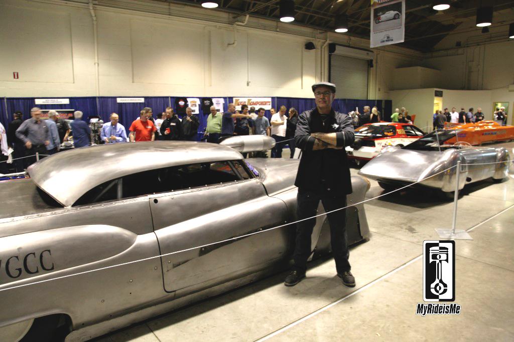 2014 GNRS 100 Years of Bonneville (Custom)