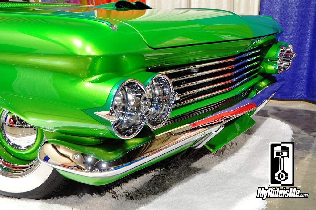 Custom Car Pics, Custom 1959 Chevy El Camino, 2014 Grand National Roadster Show (1)