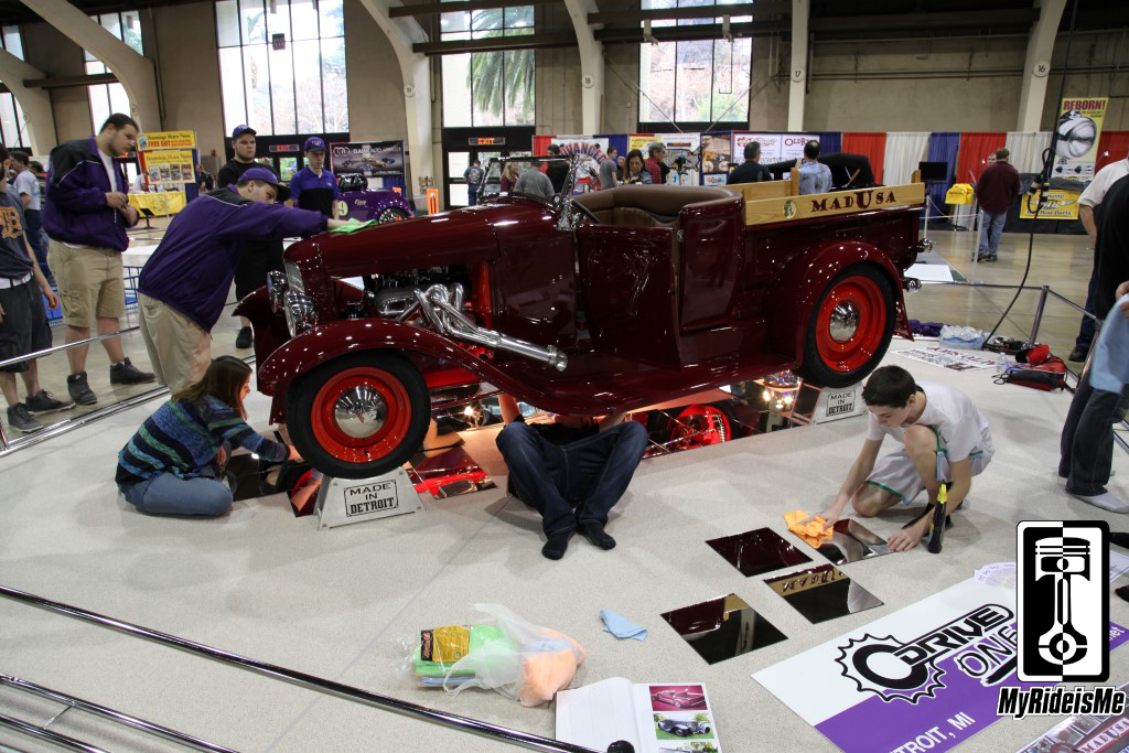 2014 GNRS, America's Most Beautiful Roadster, high school hot rod