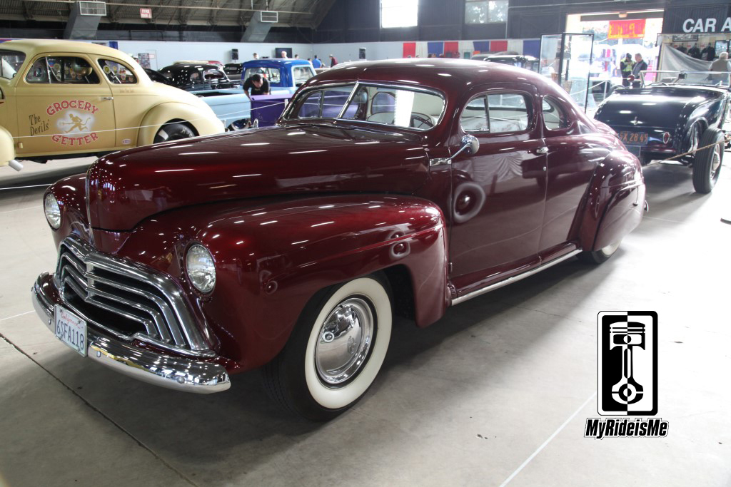 1946 Ford Coupe, custom 1946 ford coupe, custom cars, 2014 Suede Palace
