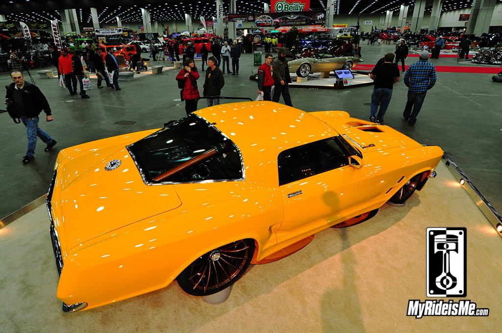 2014 Detroit Autorama, Ridler Award Winner, JF Customs, 1964 Buick Custom