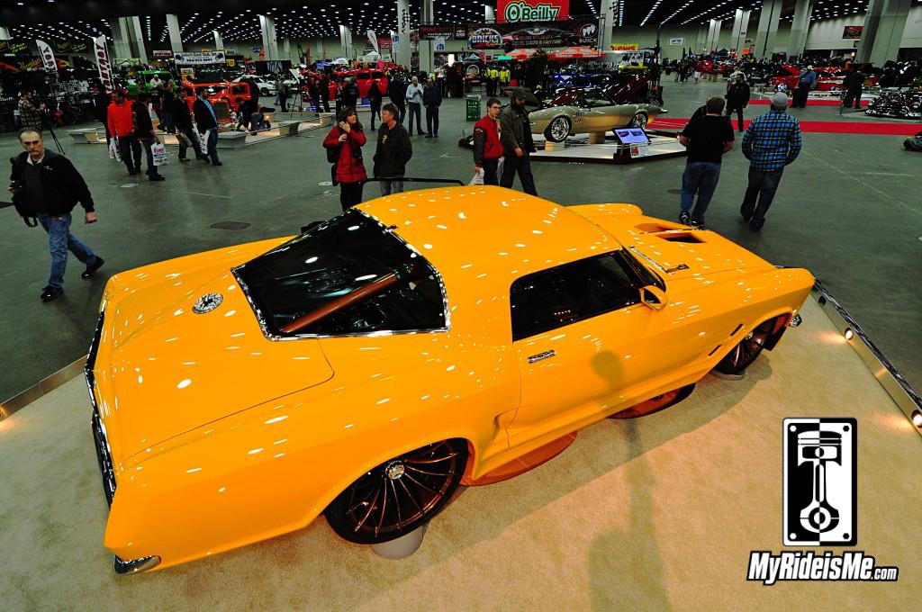 2014 Detroit Autorama, Ridler Award Winner, JF Customs, 1964 Buick Custom