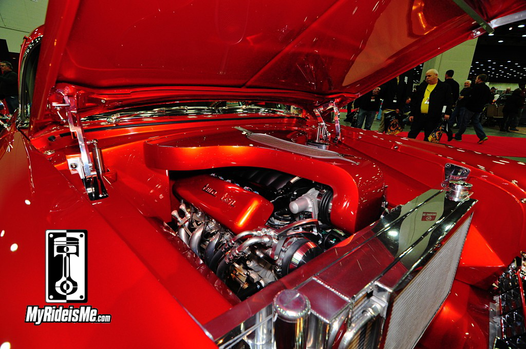 1956 Chevy 210 LS3 engine, 2014 detroit autorama pictures, 2014 great 8 pictures, 2014 Ridler award contenders
