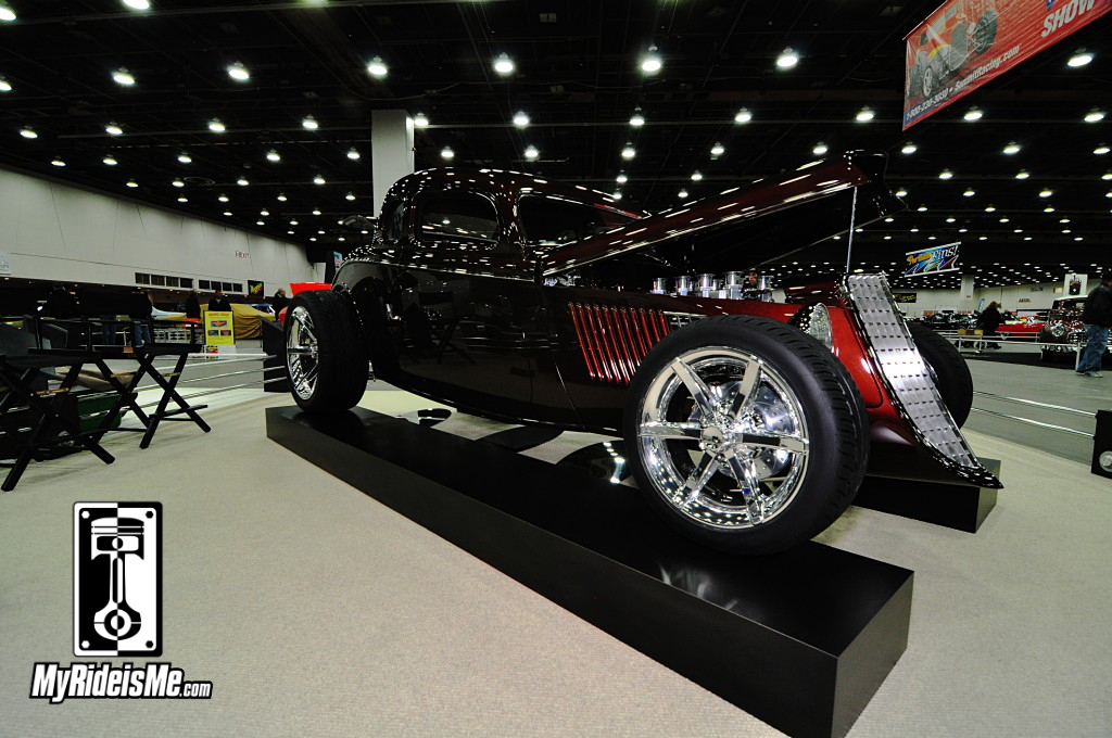 1933 Ford 5-Window Coupe, 2014 detroit autorama pictures, 2014 great 8 pictures, 2014 Ridler award contenders