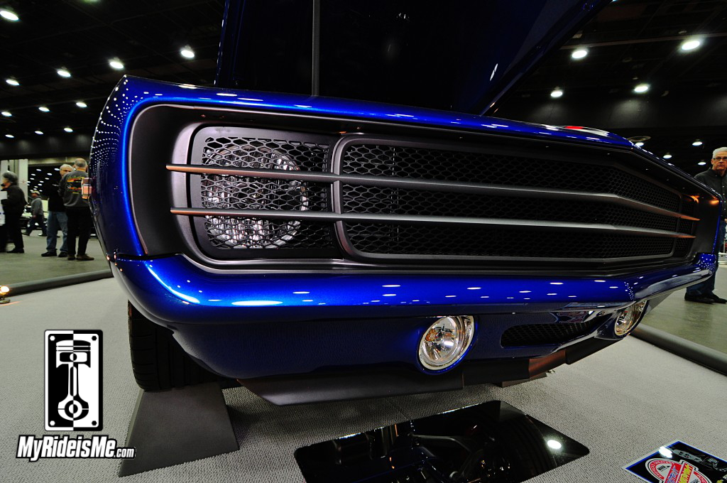 1969 Chevy Camaro RS/SS custom grille, 2014 detroit autorama pictures, 2014 great 8 pictures, 2014 Ridler award contenders