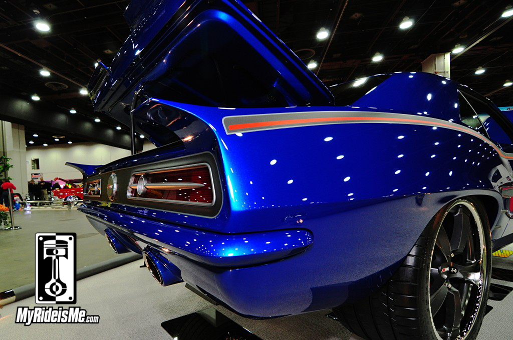 1969 Chevy Camaro RS/SS custom taillights, 2014 detroit autorama pictures, 2014 great 8 pictures, 2014 Ridler award contenders