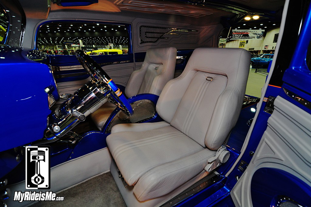 1933 Ford Sedan interior, 2014 detroit autorama pictures, 2014 great 8 pictures, 2014 Ridler award contenders