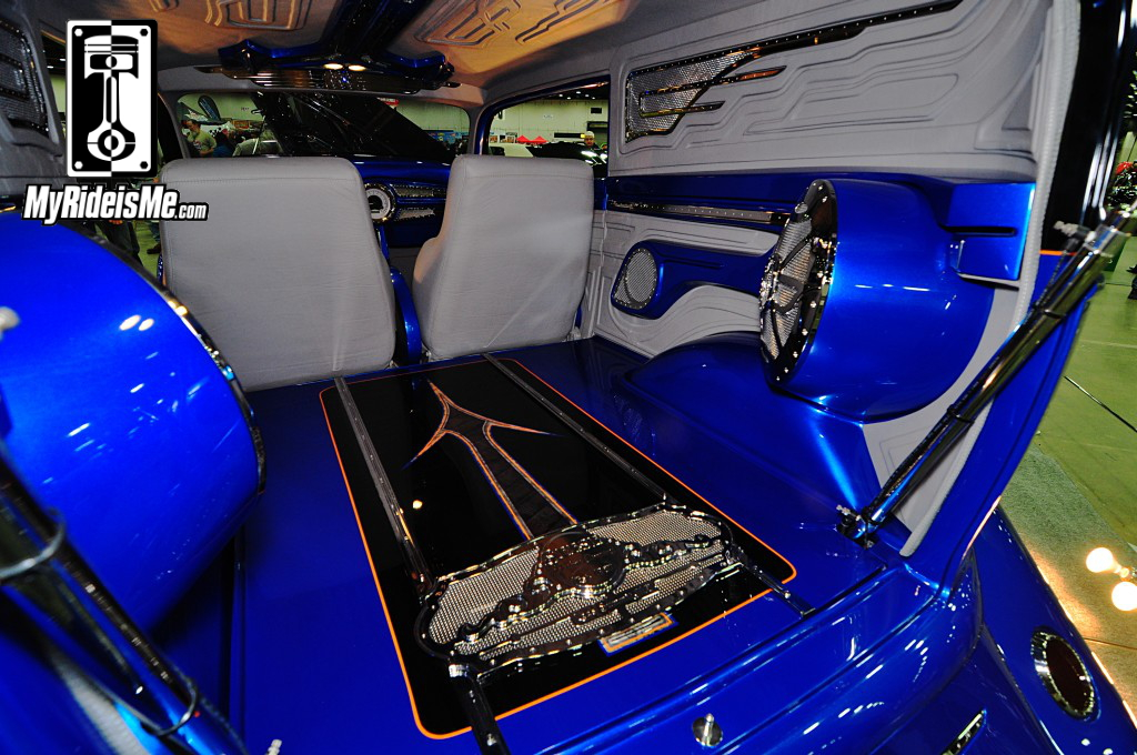 1933 Ford Sedan back, 2014 detroit autorama pictures, 2014 great 8 pictures, 2014 Ridler award contenders