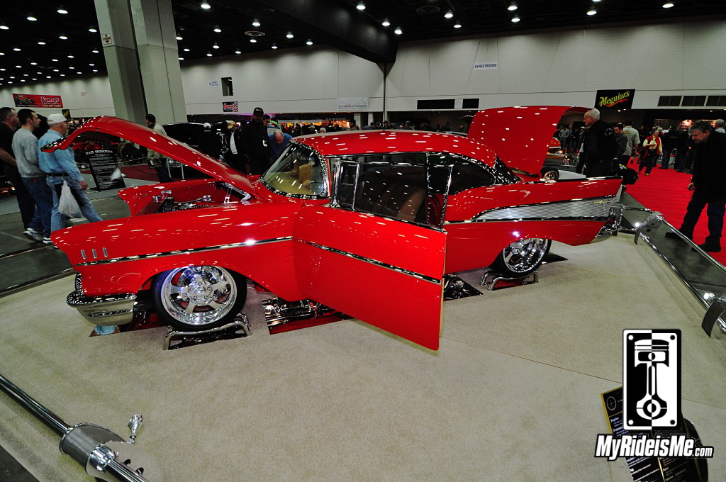 1957 Chevy Bel-Air, 2014 detroit autorama pictures, 2014 great 8 pictures, 2014 Ridler award contenders