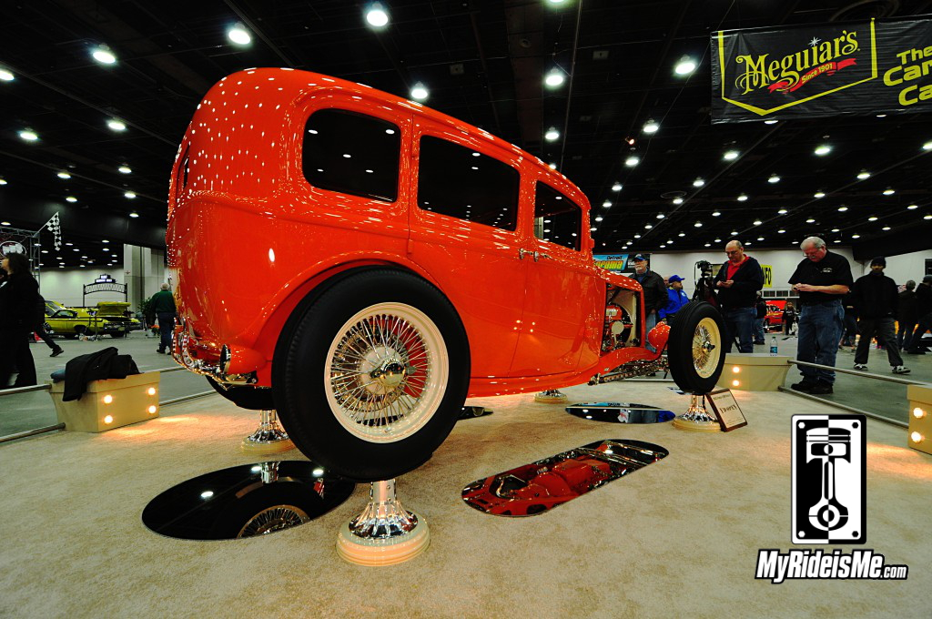 1932 Ford 4-Door Sedan, 2014 detroit autorama pictures, 2014 great 8 pictures, 2014 Ridler award contenders
