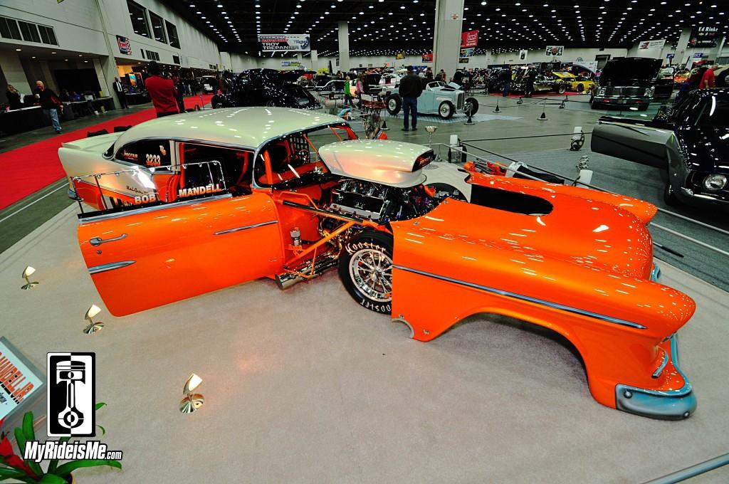Online Hot Rod & Custom Car Magazine - MyRideisMe