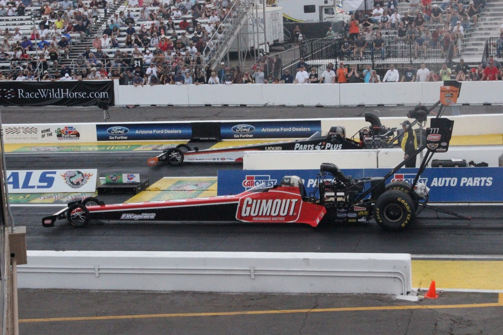 Leah Pritchett, NHRA Top Fuel driver