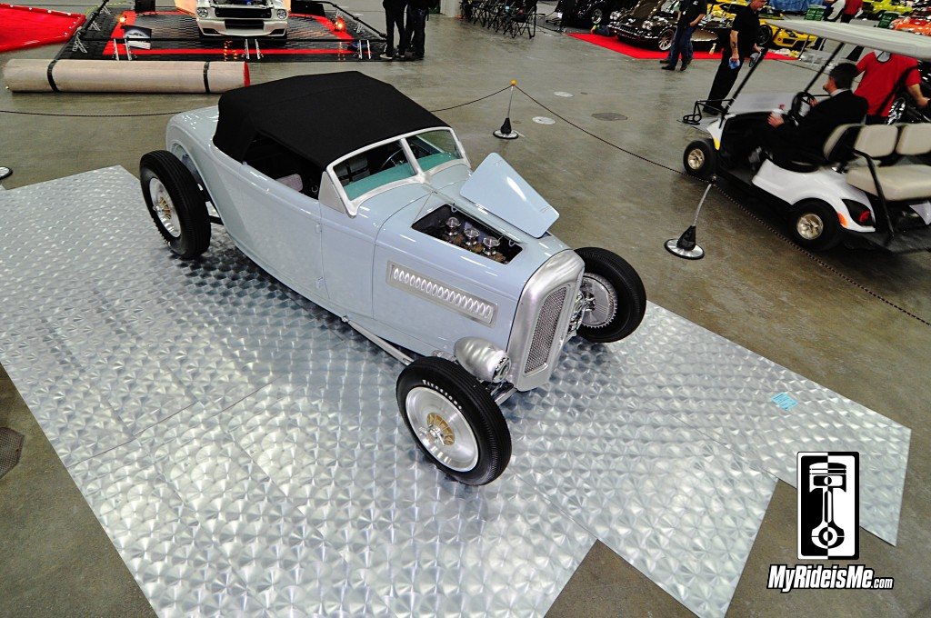 1932 Ford Hot Rod Roadster, 2014 Detroit Autorama
