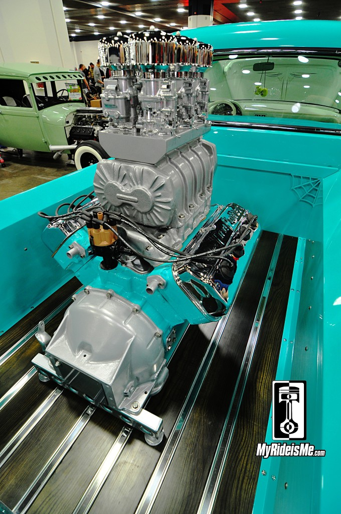 Dual Hemi 1956 Ford F100 One S Never Enough Myrideisme Com