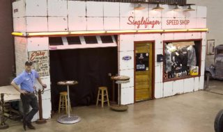 Singlefinger Speed Shop to Invade 2009 Detroit Autorama
