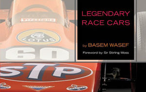 Book Review: Top 25 Race Cars of All Time