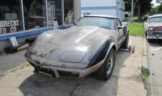 1978 Corvette Pace Car with Unbelievable 4 Miles on ODO