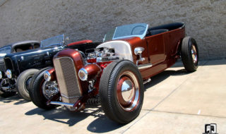 Lady's Choice – 1927 Touring Roadster from GNRS