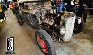 1928 Model A Hot Rod Roadster – Stored 45 Years