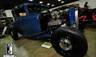 1930 Ford Coupe- Winter Dream Model A Hot Rod