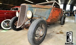 Crusty 1933 Ford Roadster – It ain't a Rat Rod