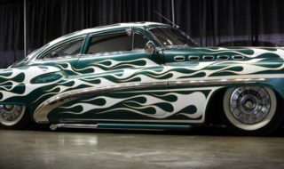 Custom Car Show – Motor Down To Motorama
