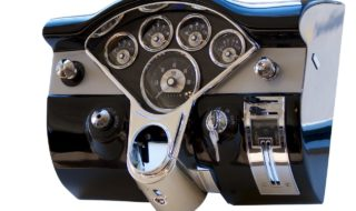 Custom Gauge Set Fits Your 1955-1956 Chevrolet Bel-Air