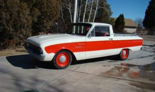 1960 Falcon Ranchero – Clone of the Bonneville Racer