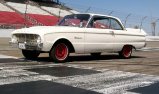 Back in the Garage with the 1960 Ford Falcon
