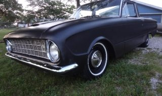 1961 Falcon Ranchero – Kustomized to be Kool