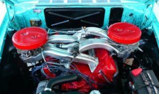 BringaTrailer Dodge Seneca 413 Cross Ram 4 Speed