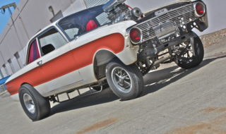 Ford Falcon Gasser – Nailed by Chuckles Garage