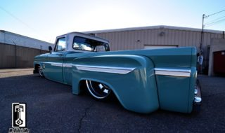 Baddest Dually Custom 1964 Chevy C10 Pickup