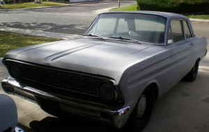 Hot Rod Ramblings: Ford Falcon is &#8220;Car of the Week&#8221;