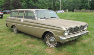 Auctions America Features 65 Falcon Wagon with a Dream